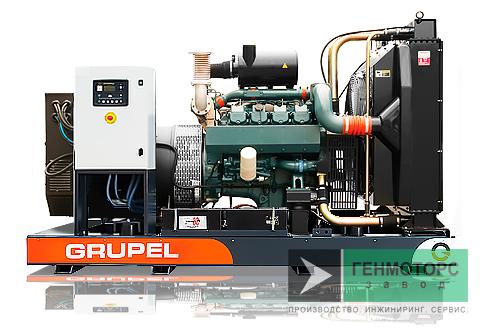 Дизельный генератор (электростанция) G707DSGR Grupel
